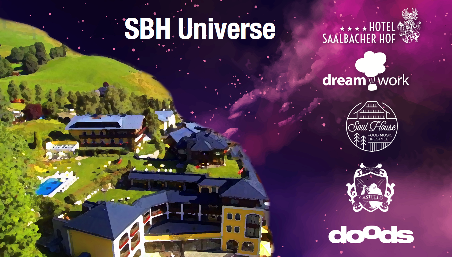 SBH Univers-zugeschnitten
